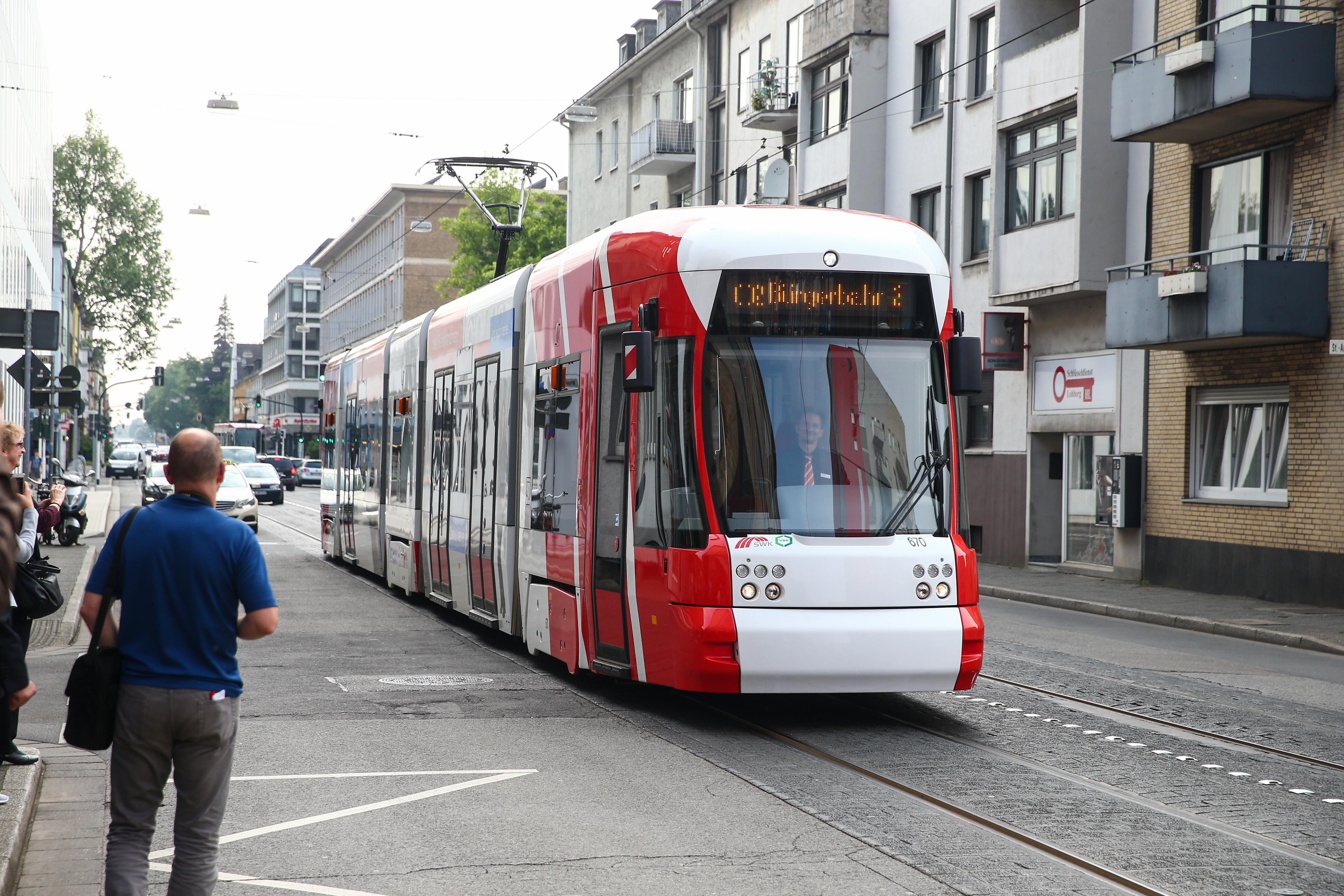 2. Krefelder Bürgerbahn