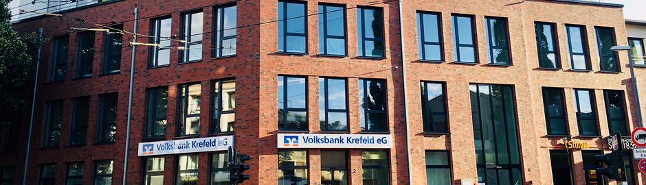 Volksbank Krefeld - Geschäftsstelle Fischeln