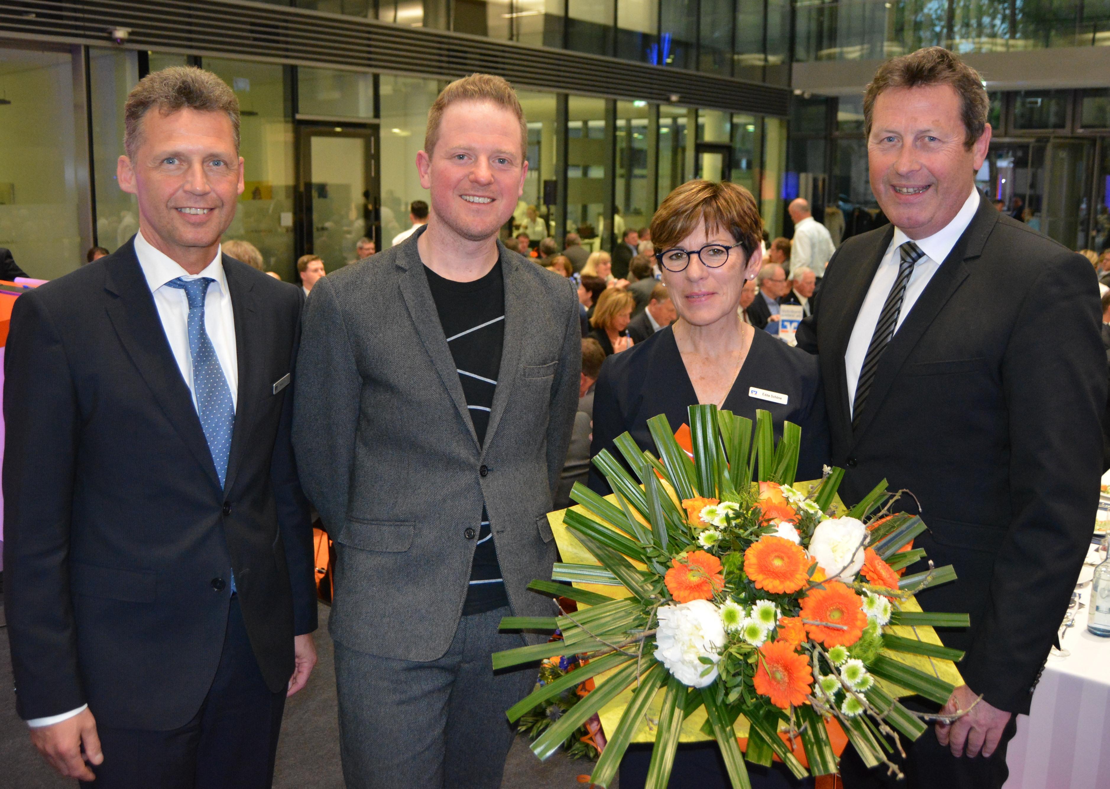 Vertreterversammlung 2019 - Volksbank Krefeld eG
