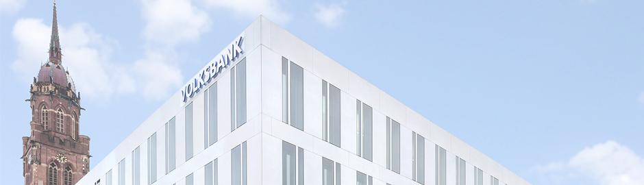 Volksbank Krefeld - Wechsel in Vorst